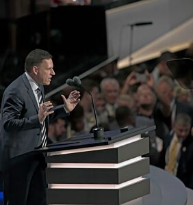 UPDATE: Peter Thiel-backed antigay GOP Senate candidate Kris Kobach projected to lose primary