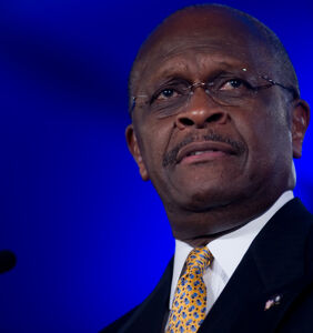 Herman Cain tweets from beyond the grave (again) and this time he's questioning his own death
