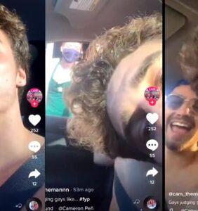 "Obnoxious TikToker mocks Starbucks employee for having a ""gayyyy"" voice"