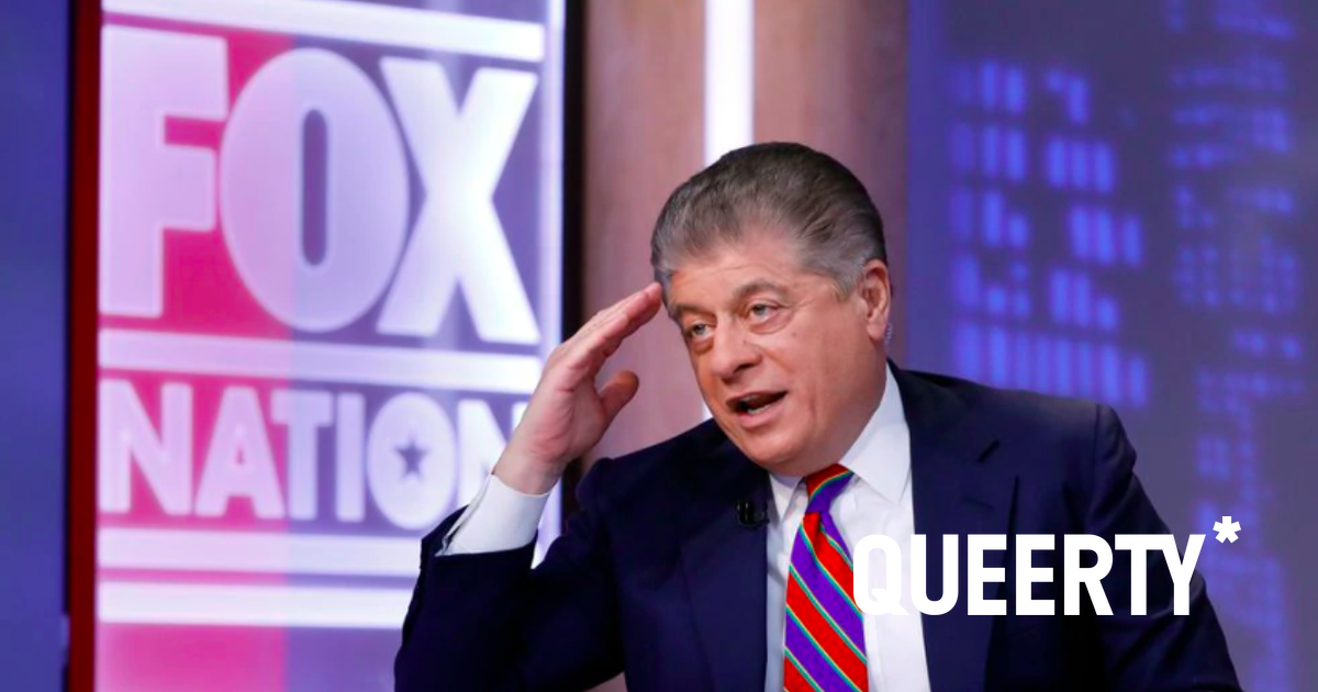 Andrew Napolitano dumped by Fox News over sex abuse claims involving male employee and a horse farm