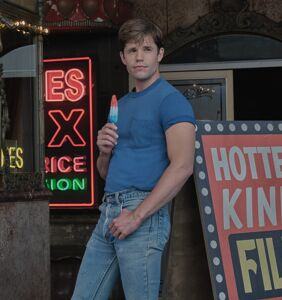 WATCH: Zachary Quinto and Charlie Carver dish on wild, boozy gay parties in 'The Boys in the Band'