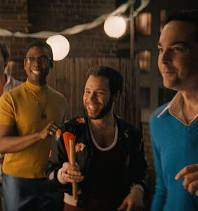 WATCH: Matt Bomer, Robin de Jesus and Tuc Watkins on gay shame, sex & 'The Boys in the Band'