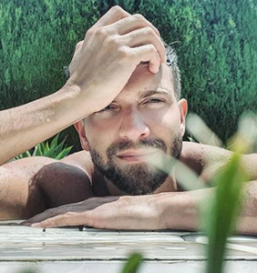Pablo Alborán says he's just a normal guy who happens to be gay and an international superstar
