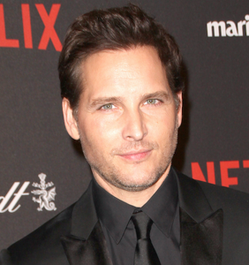 Actor Peter Facinelli takes it off…for a good cause