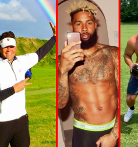 10 pro athletes who cannot seem to shed their alleged gay pasts