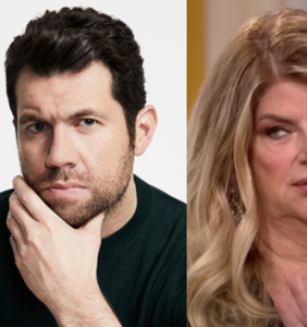 Billy Eichner shades Kirstie Alley for her Twitter tantrum over not being able to discriminate