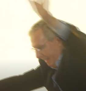 Video of Mitch McConnell falling recirculates after he immediately politicizes RBG's death