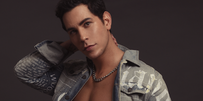 Christian Chávez on the pandemic, coming out, and being a Latinx role model