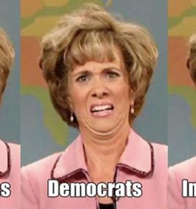 Last night's disastrous presidential debate as told in memes