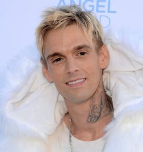 Aaron Carter's adult film debut reportedly involved peeling banana with his feet
