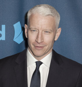 """Anderson Cooper is """"so pissed"""" his private photos have leaked"""