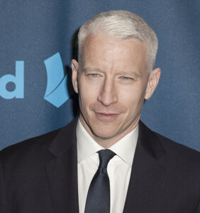 "Anderson Cooper is ""so pissed"" his private photos have leaked"