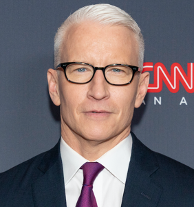 "Anderson Cooper will freak when he sees what's been done to his ""tiny sharp nips"""