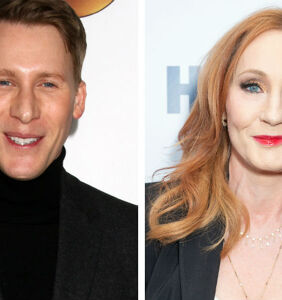 Dustin Lance Black doesn't have time for JK Rowling's crap