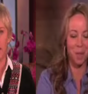 """Mariah Carey recalls """"extremely uncomfortable"""" Ellen interview that lacked """"empathy"""""""
