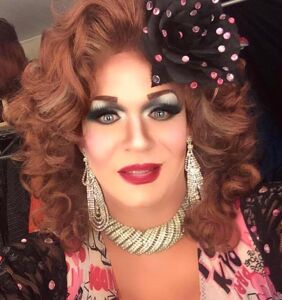 Drag queen slays the competition in a landslide Democratic primary victory