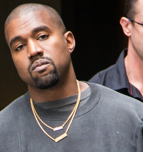Kanye West just posted his own pee tape online