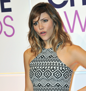 """Gay Twitter eviscerates """"ally"""" Katharine McPhee after she's outed for donating to Republicans"""