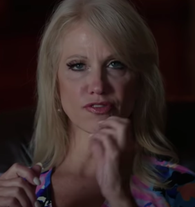 Kellyanne Conway gives deeply creepy exit interview as her daughter crowdfunds for emancipation