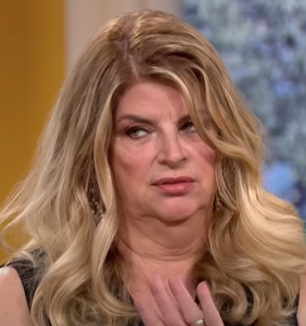 Nobody's more pissed about the Oscars' new diversity guidelines than former actress Kirstie Alley