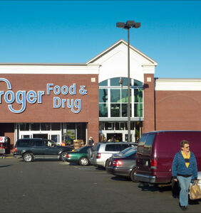 Supermarket giant Kroger slapped with lawsuit for forcing employees to wear rainbow symbols