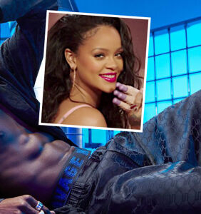 Rihanna launches men's underwear range – but some gay fans are unhappy