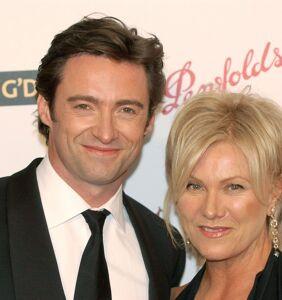 Hugh Jackman's wife Deborra-Lee Furness addresses those endless gay rumors