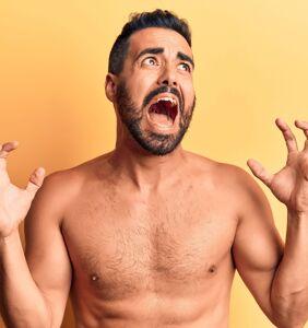 The internet loves this hot dad having a near-meltdown on TikTok