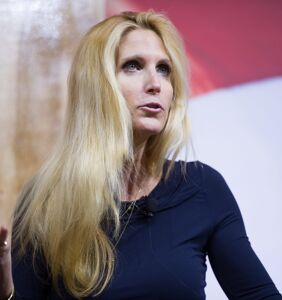 Hell freezes over as Ann Coulter blasts Trump, conservatives