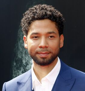 Jussie Smollett says there's a silver lining to his story…somewhere