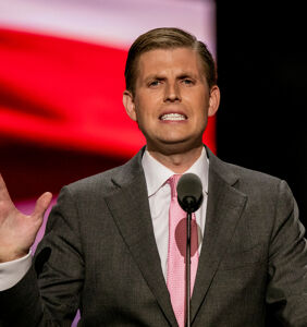 """So Eric Trump came out on Fox News this morning and everyone's like """"Um… what?"""""""