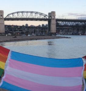 WATCH: Homophobic street preacher has sermon interrupted by big gay dance party