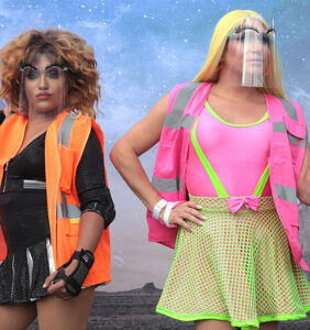 Drag Race queens hit the road for Halloween drive-in shows across US