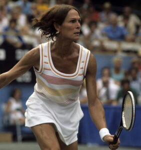 Tennis star Renée Richards served up a legal victory for trans athletes