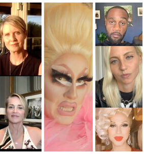 WATCH: Trixie Mattel, the cast of 'Ratched,' queer out the vote, and more!