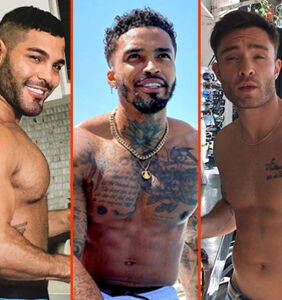 Laith Ashley's white briefs, Timothy Cappelli's fresh pie, & Lenny Kravitz's six pack