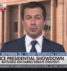 Mayor Pete shuts down Fox News attacks on Kamala Harris by turning the tables on Mike Pence