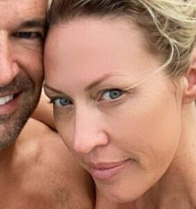 Reality star announces split from husband and addresses rumors that he's gay
