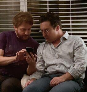 Can a threesome save sanity during COVID-19? Brian Jordan Alvarez knows…