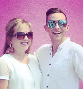 Kelly Rippon pens open letter to her famous son on what his coming out meant to her