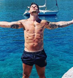 'Typical alpha male footballer' and thirst trap Matt Morton comes out