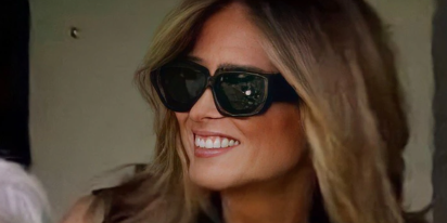 """""""Fake Melania"""" trends on Twitter with more people saying they prefer her to the real Melania"""