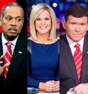 """Fox News """"in a panic"""" after several top hosts exposed and one producer dies of COVID"""