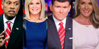 "Fox News ""in a panic"" after several top hosts exposed and one producer dies of COVID"