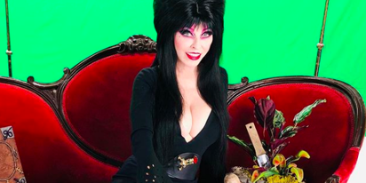 Elvira teams up with the gays for free Halloween virtual screenings