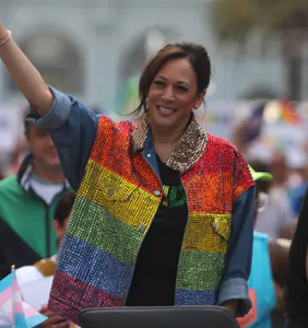 EXCLUSIVE Kamala op-ed: After decades of progress, LGBTQ equality is under attack again. Let's fix that.