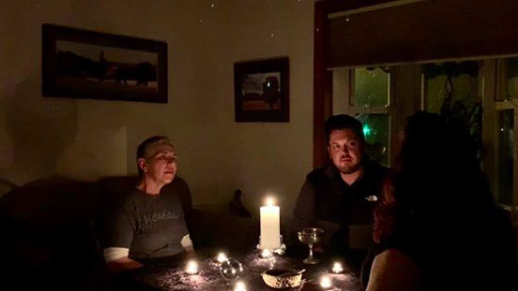 Why you shouldn't be afraid of ghosts, according to a gay ghost hunter