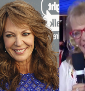 Twitter really wants Allison Janney to play woman who flirted with Trump at town hall