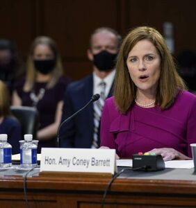 Gay Twitter tears into Amy Coney Barrett after she implies being gay is a choice