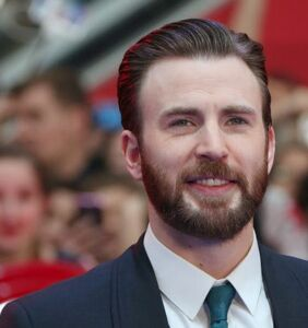 Chris Evans' nude photo leak has one famous co-star asking the big questions